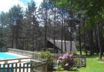 Camping  Acceptant les animaux Limousin - Camping le Vianon-3
