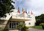 Hôtel Beurlay - Hôtel des Remparts-4