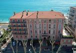 Hôtel 4 étoiles Menton - Best Western Plus Hotel Prince De Galles-3