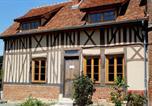 Hôtel Saint-Denis-le-Thiboult - Hôtel La Licorne & Spa-3