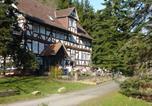 Location vacances Ronshausen - Hof Guttels Waldgasthof Ferienpension-1