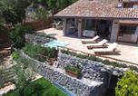 Location vacances Orbetello - Villa Amélie - Villa per 8 persone a Ansedonia con splendida vista mare-1