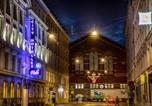 Hôtel Copenhague - City Hotel Nebo-1
