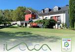 Hôtel Jaca - Villa iacca-1