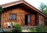 Location vacances Beuvardes - Chalet with one bedroom in Louatre with shared pool enclosed garden and Wifi-3