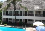 Hôtel Mombasa - Papillon Beach Apartments