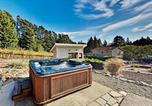 Location vacances Sebastopol - Mountain-View Vineyard Cottage - Private Hot Tub cottage-3