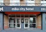 Hôtel Almaty - Mika City Hotel