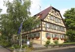 Hôtel Rothenburg ob der Tauber - Hotel Schwarzes Ross-1
