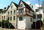 Location vacances Lieser - Heritage Holiday Home in Bernkastel-Kues with a view-1