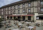 Hôtel Audembert - Le Normandy-4