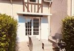 Location vacances Anguerny - Charmante maison à 100m de la plage-2