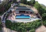 Location vacances Ban Tai - 5 Bedroom Seafront Villa Phanghan-2