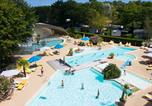 Camping avec Piscine couverte / chauffée Biscarrosse - Camping le Bimbo - Camping Paradis-1