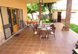 Location vacances Alcalá de Guadaíra - Chalet with 3 bedrooms in Carmona with private pool enclosed garden and Wifi-4