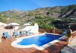 Location vacances Frigiliana - Beautiful Villa in Frigiliana with Private Swimming Pool-3