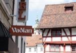 Hôtel Altstätten - Hotel Vadian Garni-1