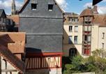 Location vacances Rouen - Place St Maclou Hypercentre Confort Spacieux-2