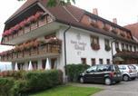 Hôtel Löffingen - Hotel Gasthof Straub-1