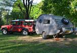 Camping avec Piscine Saint-Maurice-de-Gourdans - Camping Les Plages de l'Ain-3