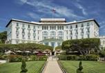 Hôtel 5 étoiles Saint-Paul-de-Vence - Grand-Hôtel du Cap-Ferrat, A Four Seasons Hotel-1