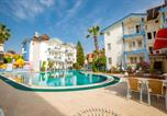 Hôtel Turquie - Papaya Apart Otel