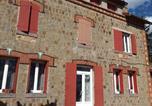 Hôtel Moudeyres - La Cabanette-1
