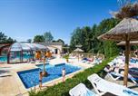 Camping avec Site nature Matafelon-Granges - Camping le Moulin-1