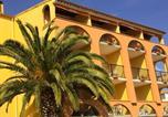 Hôtel Agde - Alhambra-1