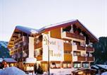 Hôtel 4 étoiles Essert-Romand - Hotel The Originals Macchi-1