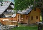 Location vacances Bohinj - Počitniška hiša Jereka-3