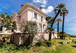 Location vacances Villefranche-sur-Mer - Stunning seaview villa. Villefranche Sur Mer-3