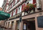 Hôtel Bad Liebenzell - Hotel-Restaurant Ratsstube-1
