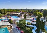 Camping avec Piscine Marcillac-Saint-Quentin - Camping Sandaya Les Peneyrals-2