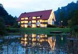 Hôtel Gutsbezirk Münsingen - Landhotel Gasthof Wittstaig-2