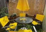 Location vacances Belfort - Maisonette en plein centre avec terrasse & Netflix-2