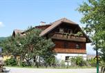 Location vacances Sankt Margarethen im Lungau - Biohof Sauschneider-1