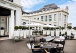 Hôtel Villerville - Cures Marines Trouville Hôtel Thalasso & Spa - Mgallery by Sofitel-2