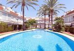 Location vacances els Poblets - Holiday home Urb. Villas Alfar I Els Poblets-1