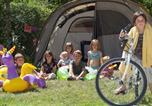 Camping avec Piscine couverte / chauffée Nages - Camping Saint Pierre de Rousieux-4