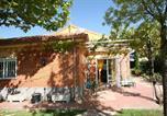 Location vacances Yunquera de Henares - Chalet a 40 minutos de Madrid-1