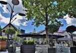 Hôtel Cuijk - Villa Sterrebosch - Bruidssuite-4