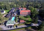 Hôtel Cottbus - Landhotel Burg im Spreewald-1