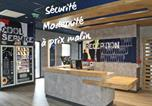 Hôtel Somme - Ibis budget Amiens Centre Gare-3