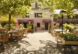 Hôtel Quingey - Hotel au Fil de L'Eau - La Malate-1