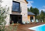 Location vacances Beuvron-en-Auge - Maison neuve, moderne et charmante-1