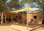 Location vacances  Vaucluse - Lodges en Provence & Spa-3