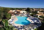 Villages vacances Les châteaux de Lastours - Belambra Clubs Cap d'Agde - Les Lauriers Roses-4
