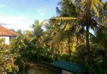 Hôtel Ubud - Green vibes rooftop - Pondok Balok-1