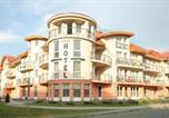 Hôtel Hajdúszoboszló - Zöld Béka Panoráma Wellness Apartmanok I.-1